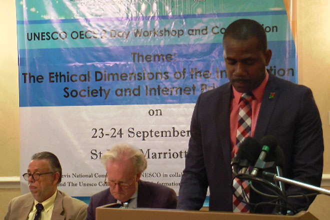UNESCO/OECS Hosts Internet Privacy Conference
