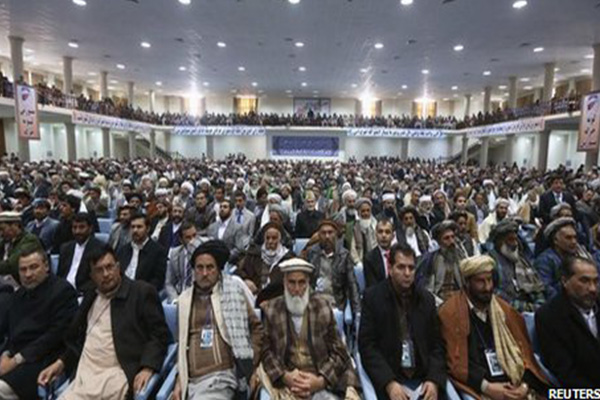 Obama vow as Loya Jirga debates US-Afghan security deal