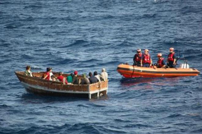 US Coast Guard repatriates 50 Cubans