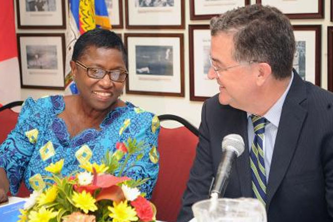 Canadian-funded justice project launched at UWI