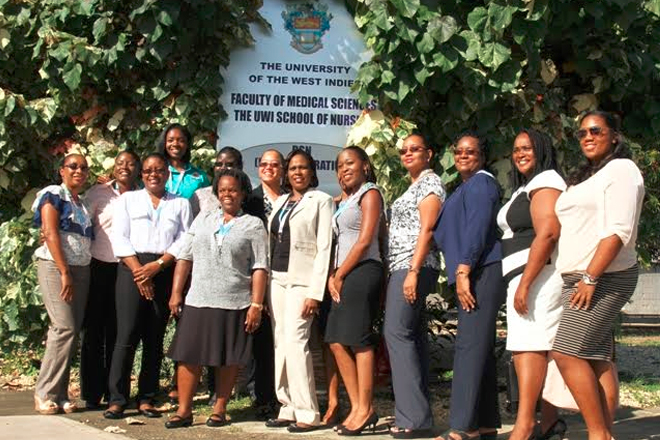 Regional nurses start specialised training at UWI, Trinidad thanks to CIBC FirstCaribbean