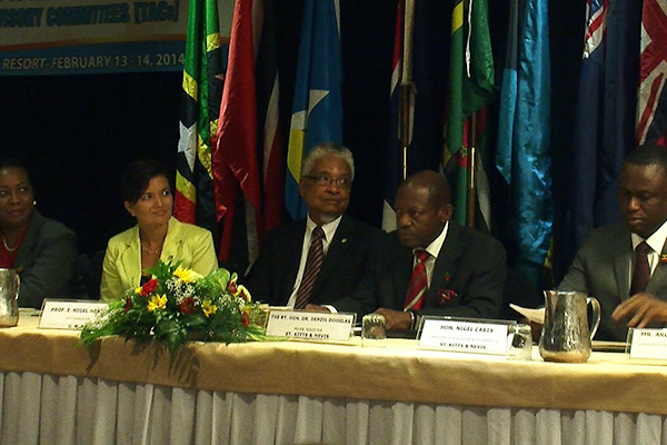 UWI Technical Advisory Committee Meets in St Kitts