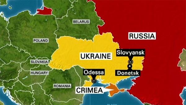 NATO: Russia still has 1,000 troops in Ukraine, 20,000 more along border