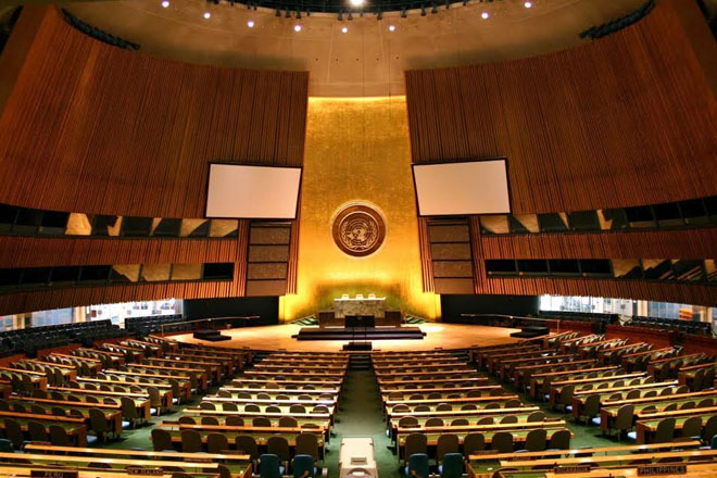 Grenada and Dominica suspended from voting at the UN over failure to pay dues
