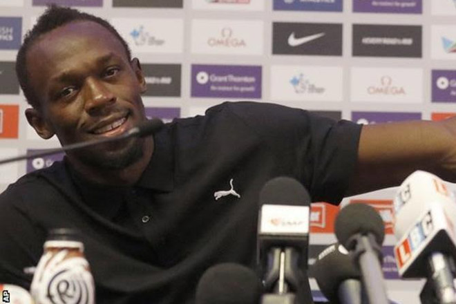 Usain Bolt allays hamstring injury concerns ahead of Rio Olympics
