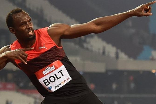 Usain Bolt calls for faith but questions if rivals are drug free