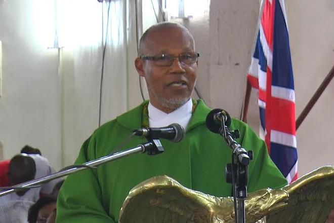 Archdeacon's Farewell Service