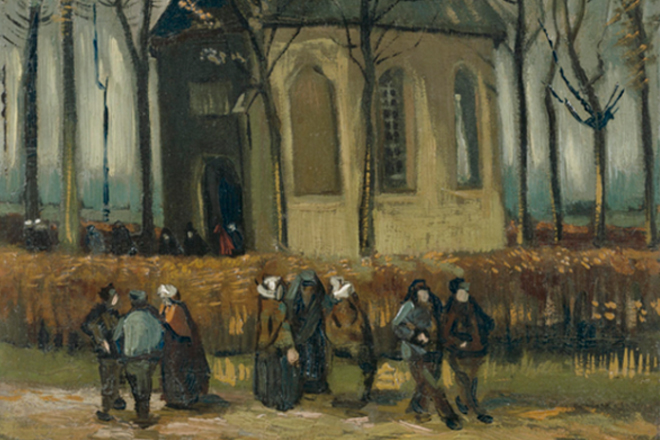 Van Gogh paintings stolen from Amsterdam found in Italy