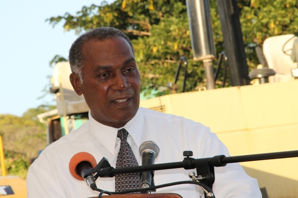 Nevis Premier urges island's youth to emulate local cricket heroes