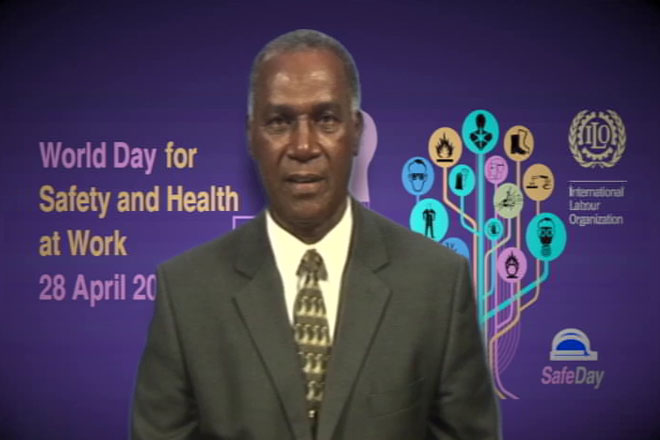 St. Kitts-Nevis Marks World Day for Safety and Health at Work