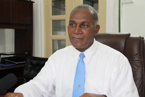 Nevis Premier delivers address for International Day of Disaster Reduction