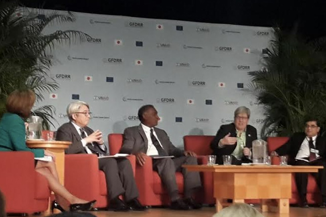 Nevis Premier Vance Amory Participates in World Bank-IMF Ninth Resilience Dialogue in Washington, DC