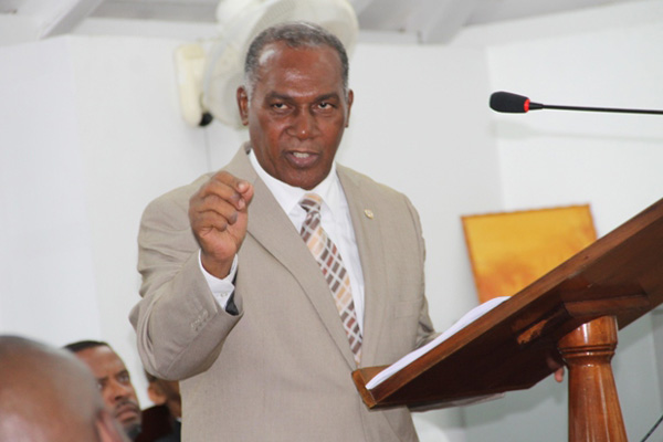 Nevis Premier presents 2015 tax-free $165million Budget