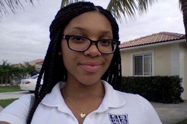 Jamaican at US high school chosen to attend Washington DC medical congress