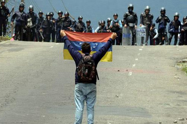 Opposition calls on Venezuela to defy state of emergency decree