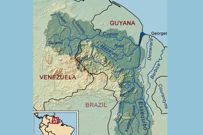 UN meets with Guyana officials over Venezuela border dispute