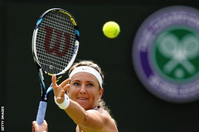 Victoria Azarenka: Pregnant world number six wants to return to the top
