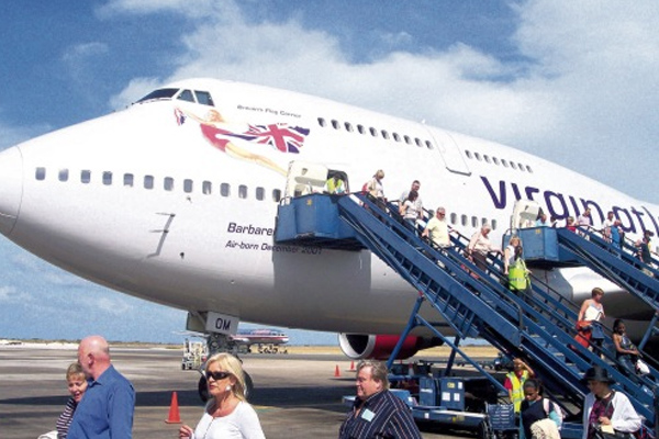 Virgin Airline cuts staff in Caribbean