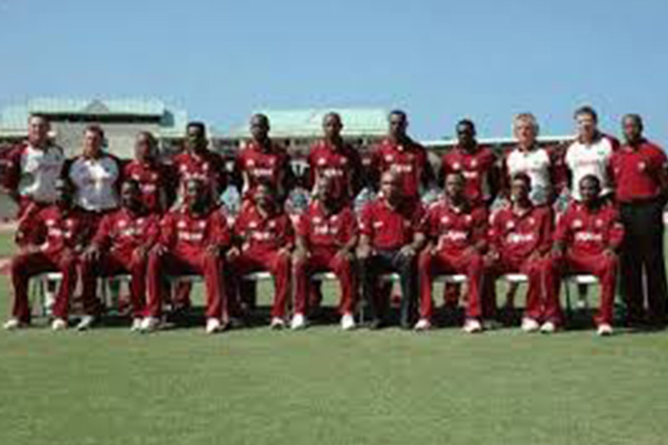 West Indies still precariously placed