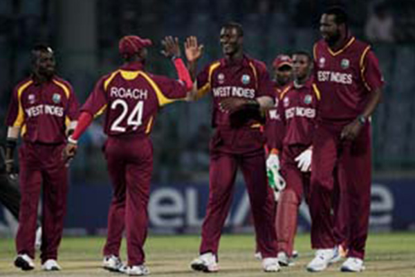 West Indies provisional squad for ICC World T20 2014