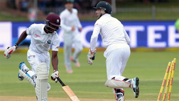 West Indies collapse after big stand
