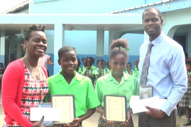 Two Students receive William Marcus Natta Scholarships