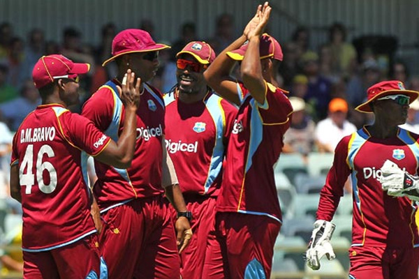 West Indies squad for ODI Indian series