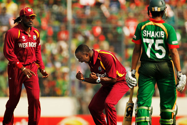 West Indies and Bangladesh renew rivalry