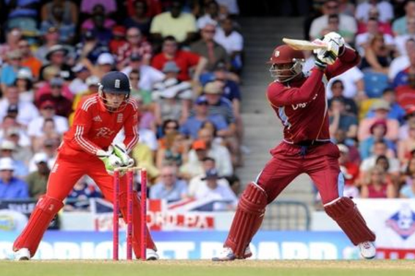 Samuels, Badree send West Indies 1-0 up
