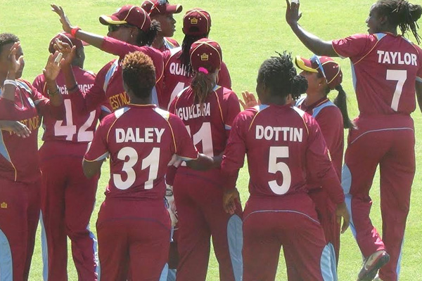 Windies ladies dish out One Day White Wash