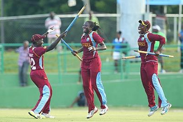 Taylor: Windies Women on different level
