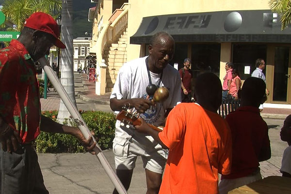 Culture enthusiast wants to revive Kittitian folklore
