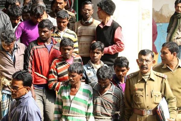Woman gang-raped on orders of 'kangaroo court'