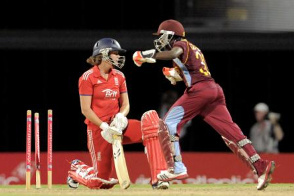 Windies win in Super Over