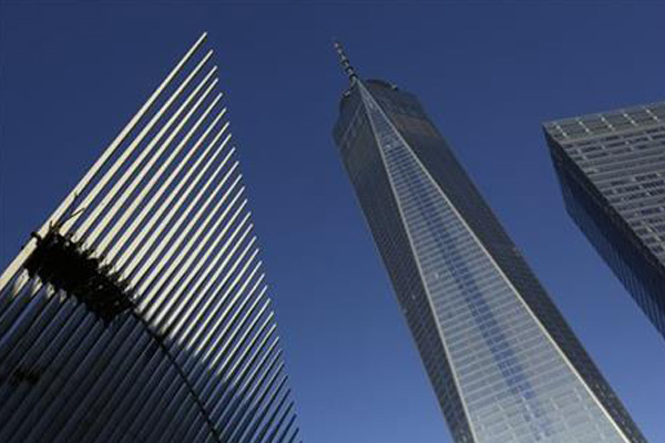 World Trade Center reopens for business