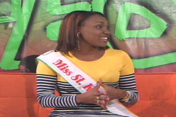 Yarayni Morton to Represent St. Kitts in Caribbean Culture Queen Pageant