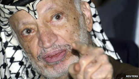 Yasser Arafat 'may have been poisoned with polonium'