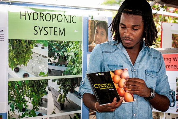 Agriculture offers exciting choices for youth