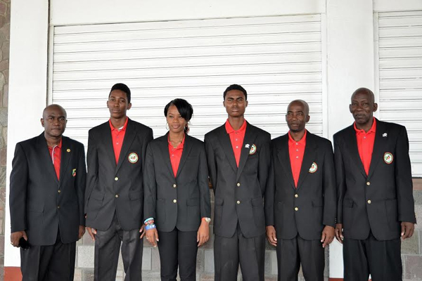 The SKNOC to participate in the Pan American Sports Festival