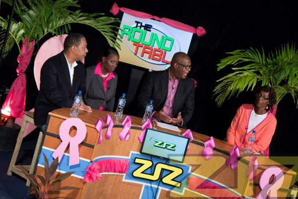 ZIZ's The Round Table Focuses on Breast Cancer