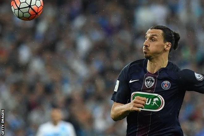 Zlatan Ibrahimovic: Jose Mourinho could make striker first Man Utd signing