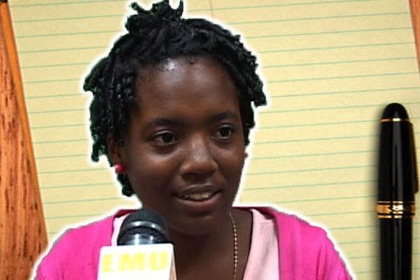 Laniqua Williams Wins Regional Essay Competition