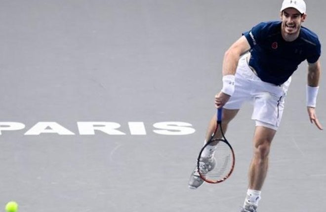 Andy Murray beats Fernando Verdasco to reach Paris Masters third round