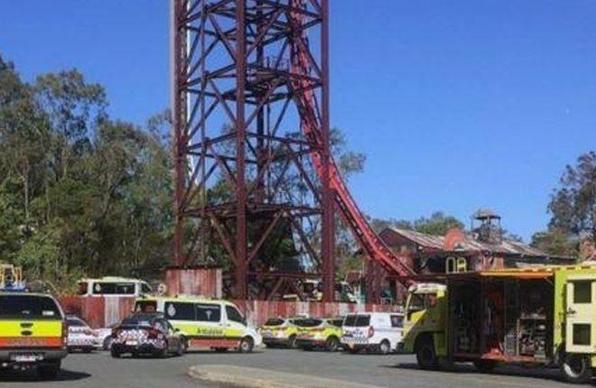 Dreamworld: Four killed on Australian theme park ride