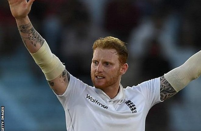 Bangladesh v England: First Test evenly poised after late Ben Stokes wicket