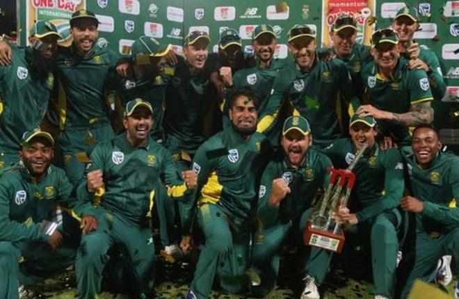 South Africa v Australia: Proteas earn historic one-day international whitewash