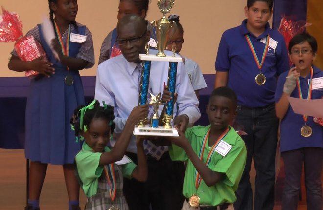 Tucker Clarke Primary Wins Dental Health Quiz Competition