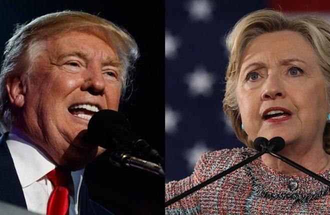 Trump, Clinton gear up for final showdown