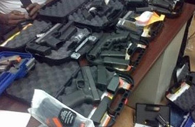 New discovery of firearms in container shipped to Haiti