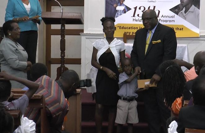 """60 students awarded at """"Help-A-Child"""" Programme Scholarship Ceremony"""